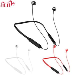 Image 1 - ใหม่หูฟังไร้สายบลูทูธสเตอริโอกีฬาชุดหูฟังIPX7กันน้ำหูฟังไร้สายพร้อมไมโครโฟนสำหรับสมาร์ทโฟน