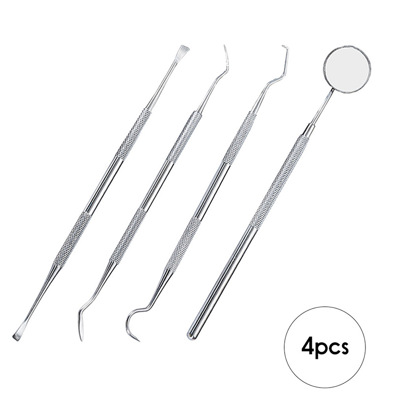 Dentist Suit Clear Mirror Beauty Health Make Up Dental Tools Oral Cavity Major 420 Stainless Steel Tooth Tooth Machine Aged