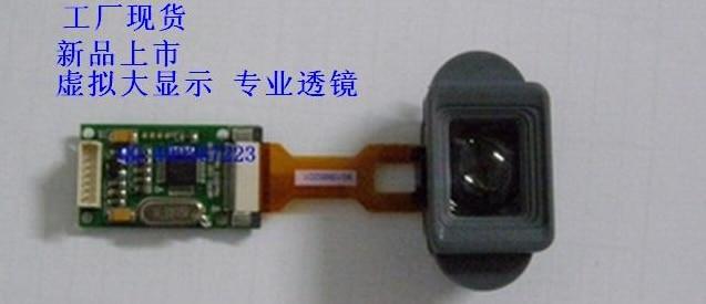 Diy Night Vision Finder Microdisplay Av Input Interface Viewfinder Night