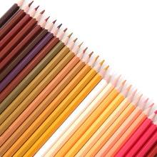 120 teile/satz Farbe Bleistifte Professionelle Bleistift für Malerei Fettige Farbe Bleistifte Kunst Malerei Farbige Bleistifte für Freundin geschenk