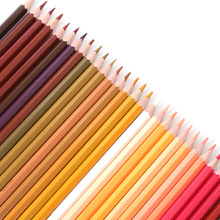 120pcs/set Color Pencils Professional Pencil for Painting Oily Color Pencils Art Painting Colored Pencils for Girlfriend gift