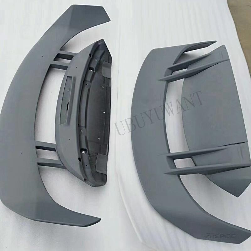 N//A Abs Car Rear Spoiler For Volkswagen VW Passat CC Sandard 2009-2018 Hatchback Spoiler Roof Tail Trunk Lip Windshield Wing