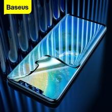 Baseus 2Pcs 0.15มม.ตัวป้องกันหน้าจอสำหรับHuawei Mate 30 20 Proป้องกันฟิล์มแก้วฟิล์มHydrogel Softสำหรับhuawei Mate 30 Pro 20