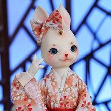 Fallindoll rabi bjd sd boneca, 1/6 yosd corpo, modelo, bebê, meninas, meninos, brinquedos de alta qualidade, loja, figuras de resina, presente para crianças