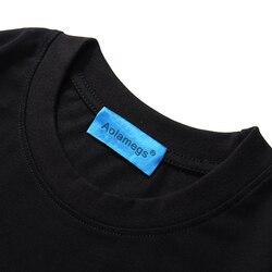 Aolamegs T Shirt mężczyźni EVANGELION nadrukowane litery koszulki O-neck bawełniane topy koszulki styl hip-hopowy Rock Hipster mężczyzna lato Streetwear 6