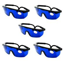 5pcs 650nm 660nm Red Laser Diode Module Protective Goggles Safety Glasses
