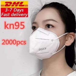 DHL Бесплатная kn95 Респиратор маска от пыли одноразовая маска фильтрующая защитная маска многоразовая хлопковая маска респиратор Дыхательны...