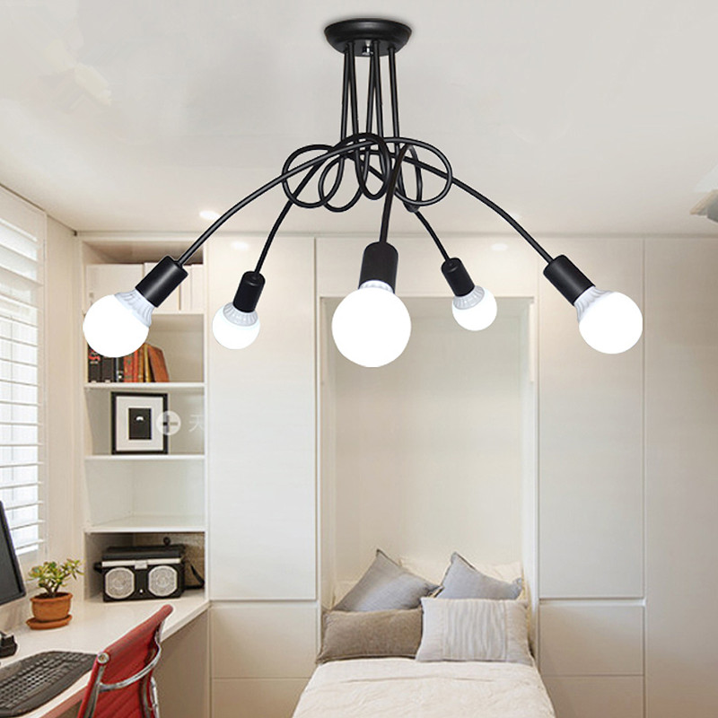 lowest price Round Modern Led Ceiling Lights For Living Room Bedroom Study Room Dimmable RC Ceiling Lamp Fixtures