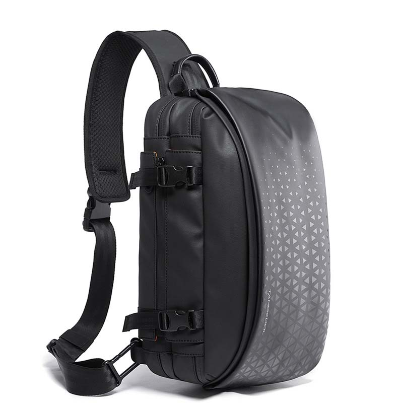 "New Men/'s outdoor sport travel fashion Chest bag sling bag for 9.7/"" tablet PC"