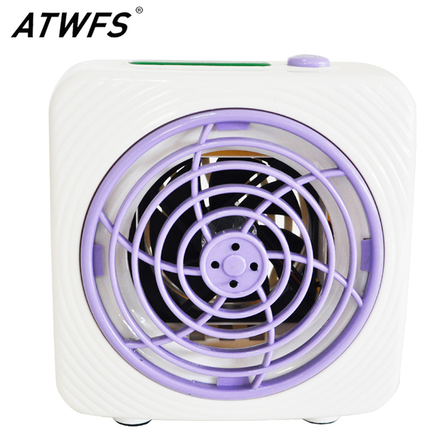 ATWFS Air Purifier Ionisator Purificateur Luft Reiniger Hause Ionizador Negative Ionen Generator Duft Maschine Entfernen Formaldehyd
