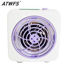 ATWFS אוויר מטהר Ionizer Purificateur אוויר מנקה בית Ionizador שלילי יון גנרטור ריח מכונה להסיר פורמלדהיד