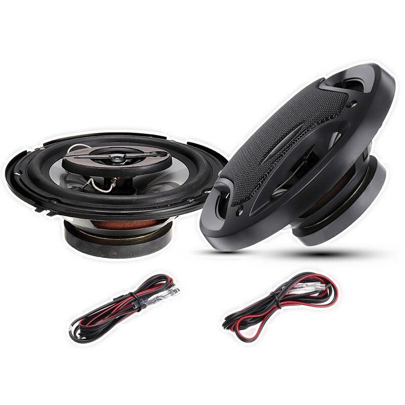 Samochodowy sprzęt Audio 6.5 Cal 400W frontowe drzwi Audio głośnik samochodowy Subwoofer