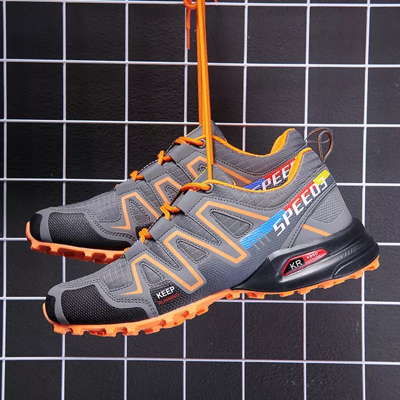 New Arrival Men's HIking Shoes Women Male Outdoor Breathable Trekking Hunting Tourism Mountain Sneakers Unisex Hot Sale Big Size