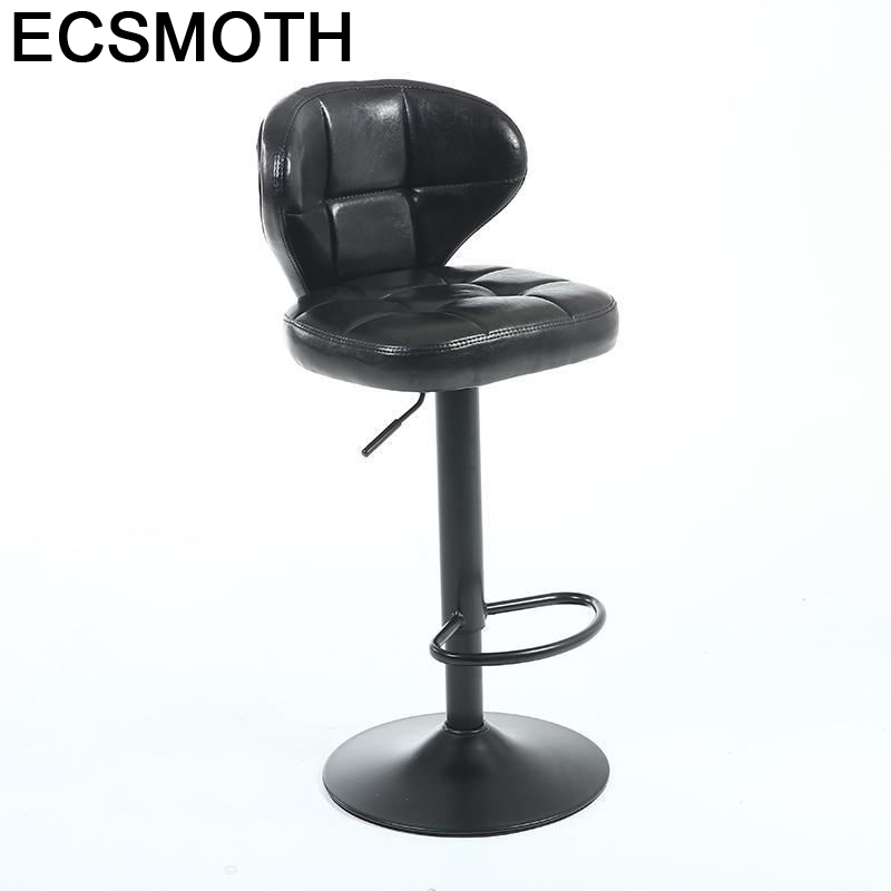 Silla Para Barra Stoelen Sandalyeler Sgabello Barstool Barkrukken Taburete Stool Modern Cadeira Tabouret De Moderne Bar Chair