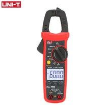 UNI-T Digital Clamp Meter UT202A/UT204 Plus DC AC Current Auto Range True RMS Temperature Capacitance NCV Ohm Tester Multimeter