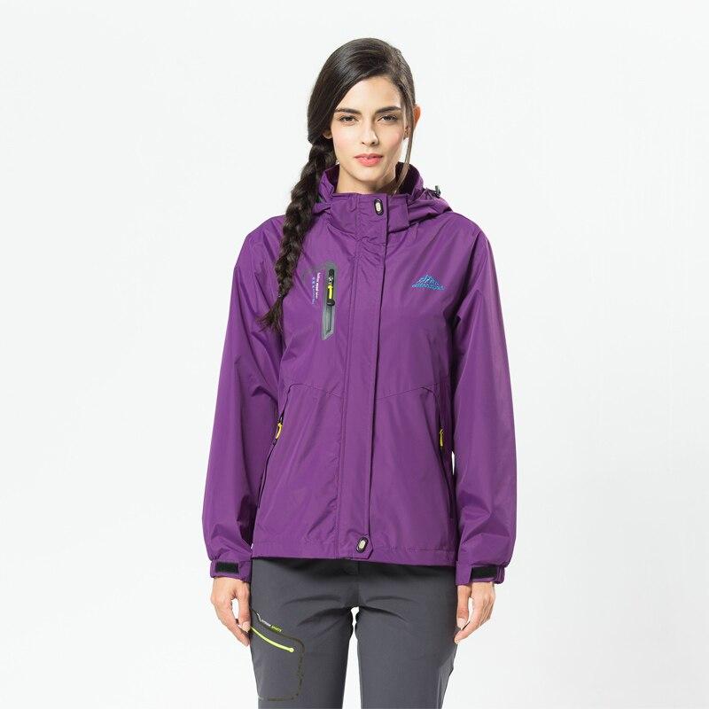 TRVLWEGO, женские Треккинговые куртки, походные, рыболовные, на открытом воздухе, пальто и штаны, комплект, Спортивная, одиночная куртка и быстро...