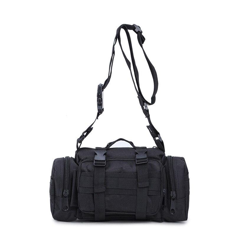 Camping saco da câmera kit de primeiros socorros Camuflagem multi-função bolsos pacote de esportes Do Exército saco tático ombro saco da câmera