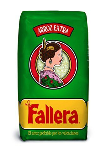 Arroz La Fallera 1 Kilogram - Spanish Paella Rice