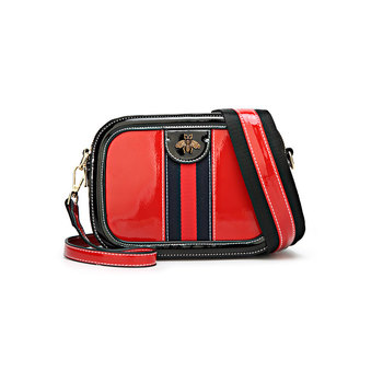 Contemporary Bags Leather croc-effect Shoulder Bags Messenger Bags Casual Mini Crossbody Bags For Women Girls