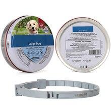 Cão gato colar seresto 8 mês pulga & tick prevenção colar para gatos cachorro mosquitos repelente colarinho insetos mosquitos suprimentos