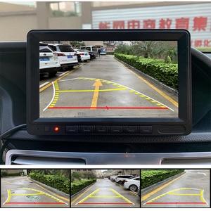 Image 5 - 2020 Nieuwe 4089T Chips Nachtzicht Auto Parking Assistance Intelligente Dynamische Traject Parkeerplaats Lijn Auto Reverse Backup Camera