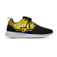 ChievoVerona Sport Shoes Football Club Fans FC Soccer Lightweight Breathable Casual Sneakers Men/Women Running Meshy Shoes
