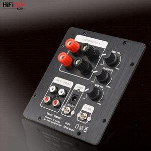 Image 1 - HIFIDIY głośniki na żywo 2.1 głośnik Subwoofer płyta wzmacniacza TPA3118 Audio 30W * 2 + 60W Sub AMP z niezależnym wyjściem 2.0