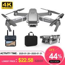 2020 NEW E68 Drone HD wide angle 4K WIFI 1080P FPV Drones vi