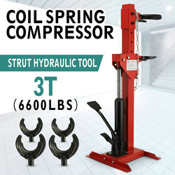 VEVOR Spule Frühling Air Hydraulische Kompression Kompressor Einheit Suspension
