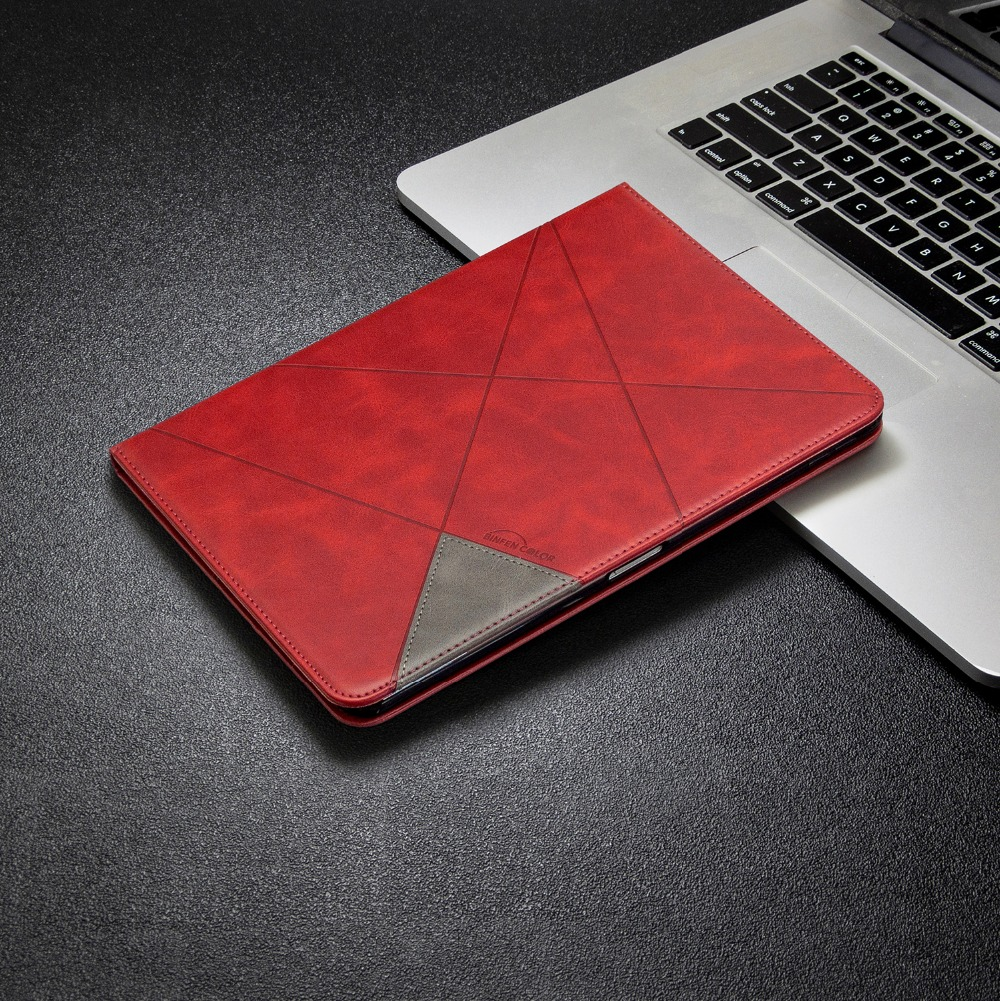 2018 12.9 Back Cover 2020 For With Holder Case PU Silicone iPad Soft Wallet Leather Pro