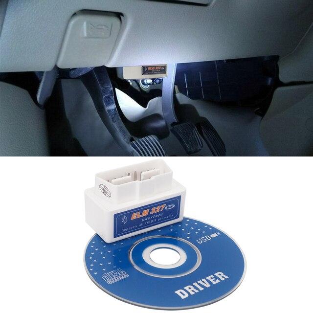 ELM327 V2.1 OB2 Bluetooth アダプタ車診断スキャナー Elm 327 OBD II リーダー診断用 LADA ベスタグランタ niva