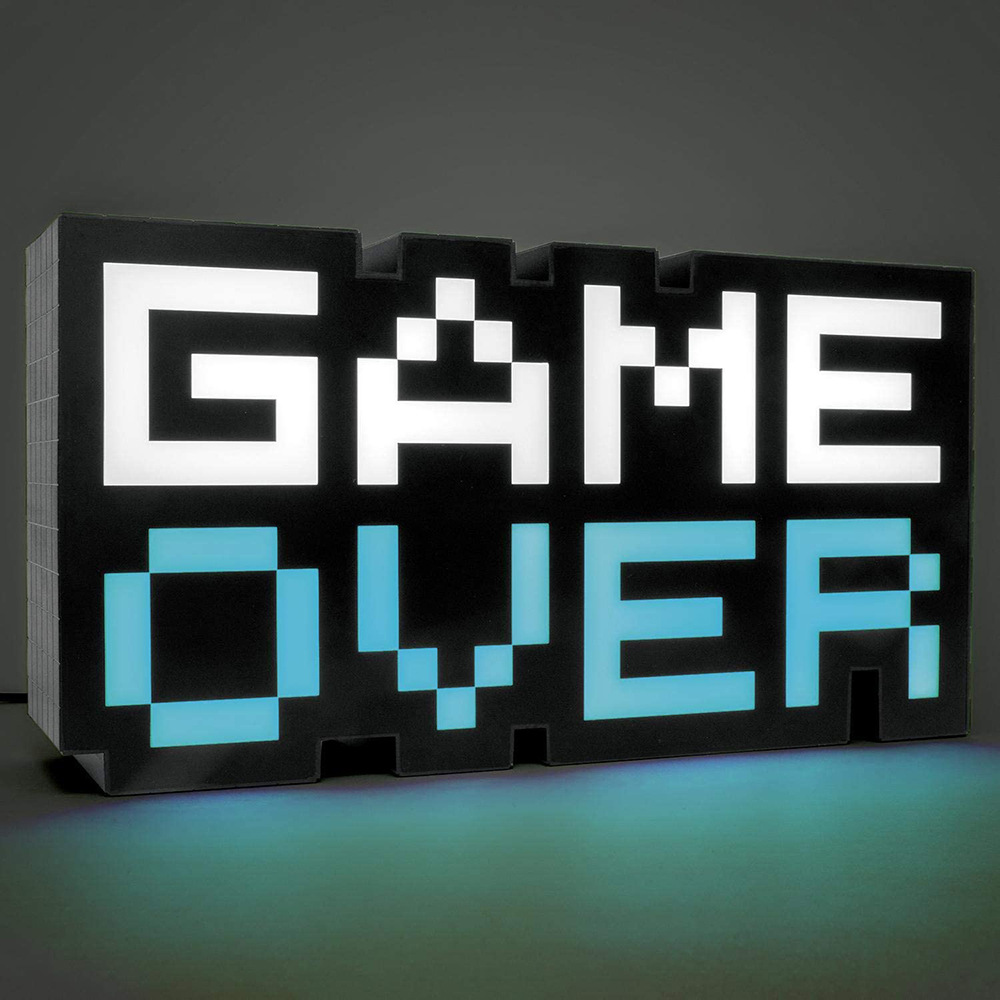 gameover灯6