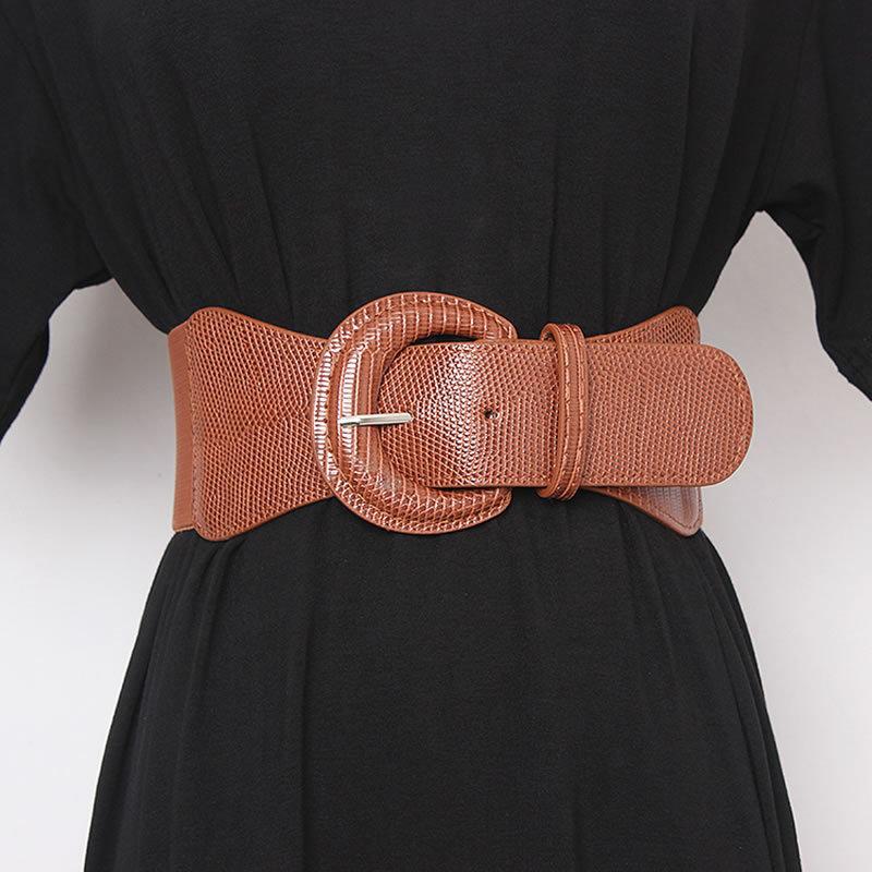 Fashion Corset Belt For Women Wild New Womens Wide Belts Women Clothes Accessories Streetwear Girdle Women Trend GCC3196
