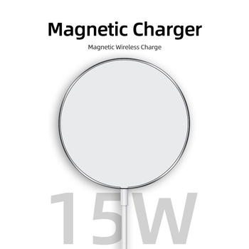 15w Wireless Charging For Iphone 12 Pro Max Magnetic Wireless Charger Magnet For Iphone 12 Mini 12pro 12mini Usb C PD Charging 1