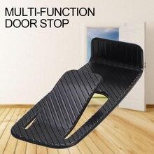 Пружинная инновационная дверная пробка надежно удерживает вашу дверь открытой двери против защемления пальцев Многофункциональный дверной безопасный ограничитель открывания двери протектор