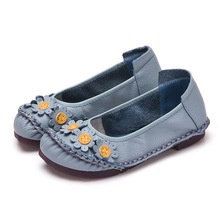 Designer shoes women loafers genuine leather flats woman loafers oxford shoes woman 2020 flower ladies shoes piergitar new style woman velvet shoes with embroidered letter party dress shoes weddibng and banquet women loafers women flats
