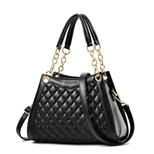 Womens Shoulder Bag Quilted Chain Handbag Luxury Designer High Quality Ladies Casual Messenger