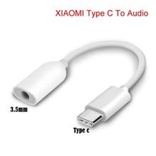 Xiaomi Usb Type C Om 3.5 Mm Hoofdtelefoon Jack Aux Audio Kabel Adapter Voor Samsung Lg Nexus Oneplus Nokia huawei Type C Smart Telefoons