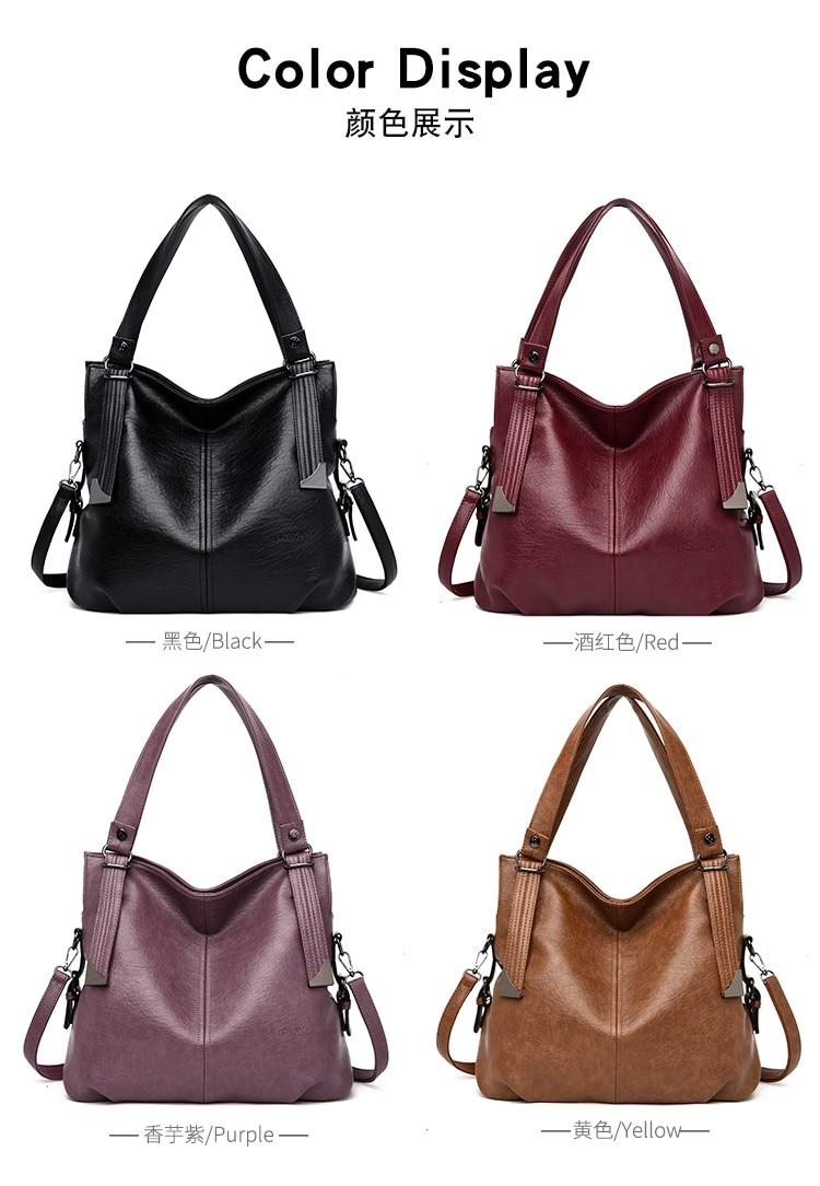 sacos de couro real senhoras de luxo