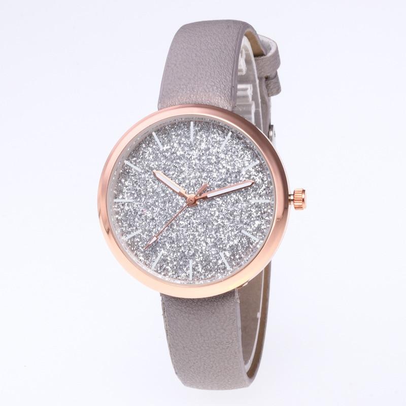 Quartz Watches Hand-Clock Starry Female High-Quality Ladies New-Brand Sky Retro