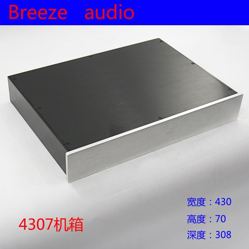 BRZHIFI BZ4307 Aluminum Case For DIY Custom