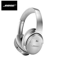 Bose QuietComfort 35 II QC35 Bluetooth Headphones Active Noise Cancelling Headphone Wireless Headset Sport Earphone Deep bass