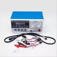 CR C diesel multi function common rail injector tester + S60H nozzle detector, common rail injector tester tool