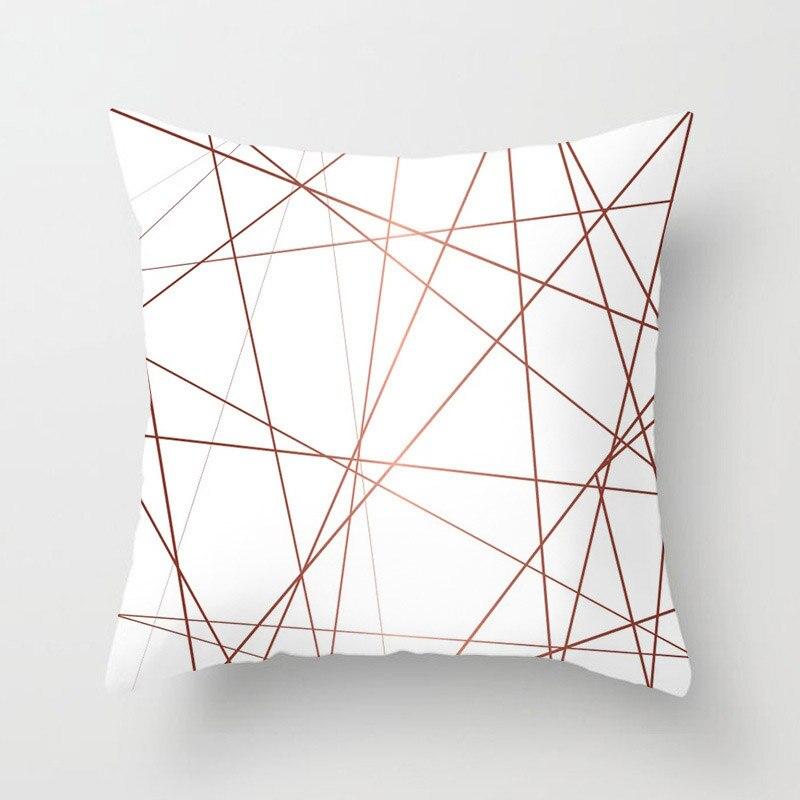 Hdb2e0248ffb9454b9d811bb2875983c9C New 1PC Popular Cushion Case Geometric Tropic Pineapple Nordic Sofa Pink Pillow Decorative