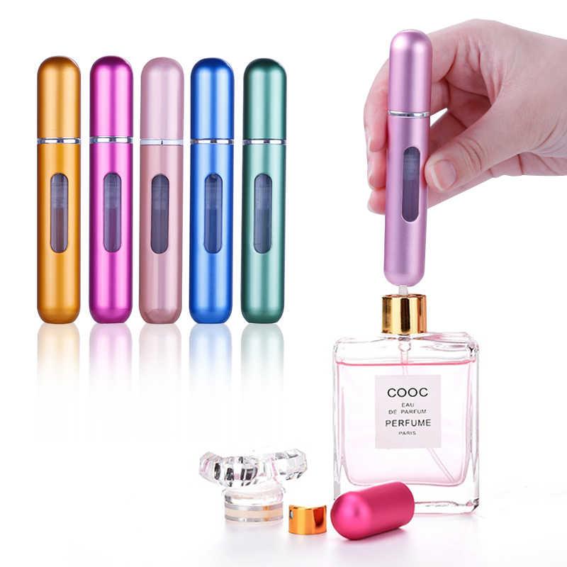 1PC Parfum pour hommes femmes atomiseur bouteille verre huile essentielle mode dame femme Parfum longue durée fleur Parfum déodorant