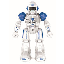 Rechargeable Programmable Kids Children Multifunctional Toys Intelligent Gesture Sensor Early Education Birthday Gift RC Robot(China)