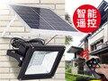6 шт. оптовая продажа 10 Вт 20 Вт 30 Вт 50 Вт 100 Вт Открытый Солнечный светодиодный прожектор контроль времени + пульт дистанционного управления В...