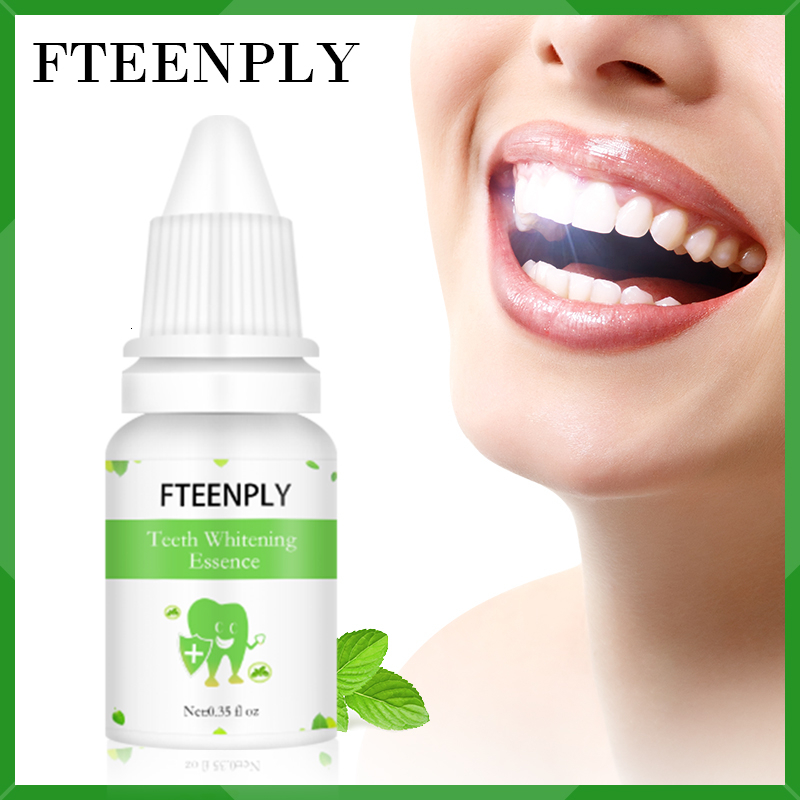FTEENPLY Teeth Whitening Essence Tooth Bleaching Dental Tools Powder Oral Hygiene Cleaning Serum Remove Plaque Stains Tooth Care