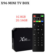 X96 mini Smart TV BOX Android 7.1 for world