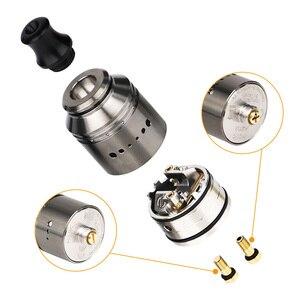 Image 5 - Đầu đốt vape Atomizer Vapefly Holic MTL RDA E Thuốc Lá Đơn Phối Xanh với Bên Luồng Không Khí Có Thể Điều Chỉnh Phù Hợp Với 510 E Hộp Thuốc Lá MOD